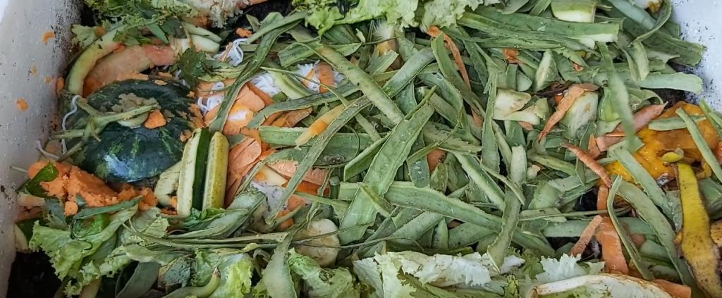 ủ rác bếp